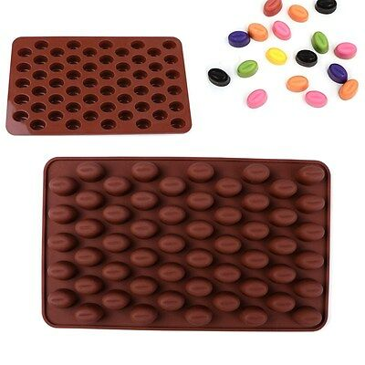 68 Patterns Silicone Cake Decorating Moulds Candy Cookies Chocolate Baking Mold