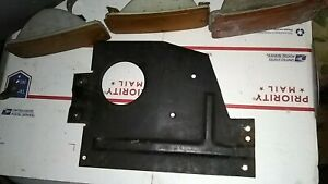78-Toyota-Corona-20R-Air-Ducting-Intake-Routing-Sil-Prop-Panel-Steel-Plate