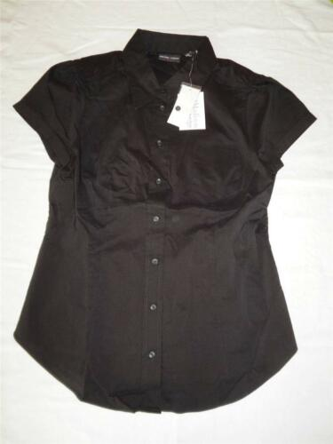 NWT Women/'s New York /& Company Short Sleeved Shirt Size M Various Colors