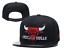 New-Hip-Hop-Men-039-s-Fiited-Baseball-Cap-Snapback-Caps-Unisex-Flat-Bill-bull-Hat-US thumbnail 3