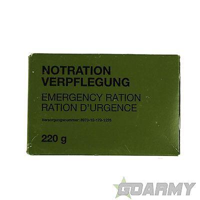 German Army Emergency Ration Biscuit - 220g