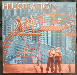 FRUSTRATION-UNCIVILIZED-BORN-BAD-RECORDS-LP-VINYLE-NEUF-NEW-VINYL