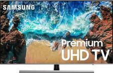 "Samsung UN75NU8000 2018 75"" Smart LED 4K Ultra HD TV with HDR"
