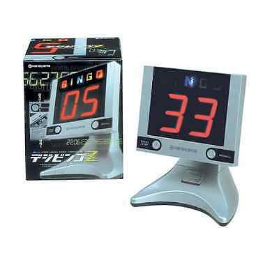 Digital Bingo electronic machine digibingo Z black Hanayama lot digbingo Japan