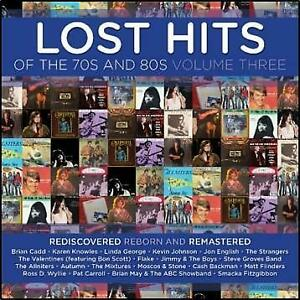 Lost-Hits-of-the-70s-and-80s-Vol-Three-Various-Artists-Remaster-CD-NEW-unsealed
