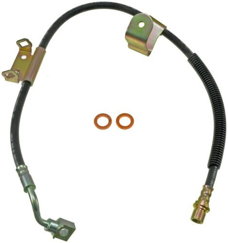 For Chevy Silverado 2500 HD Classic 07 Front Driver Side Brake Hydraulic Hose