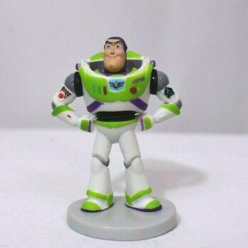 Disney Authentic BUZZ LIGHTYEAR FIGURINE Cake TOPPER TOY STORY 4 Pixar NEW