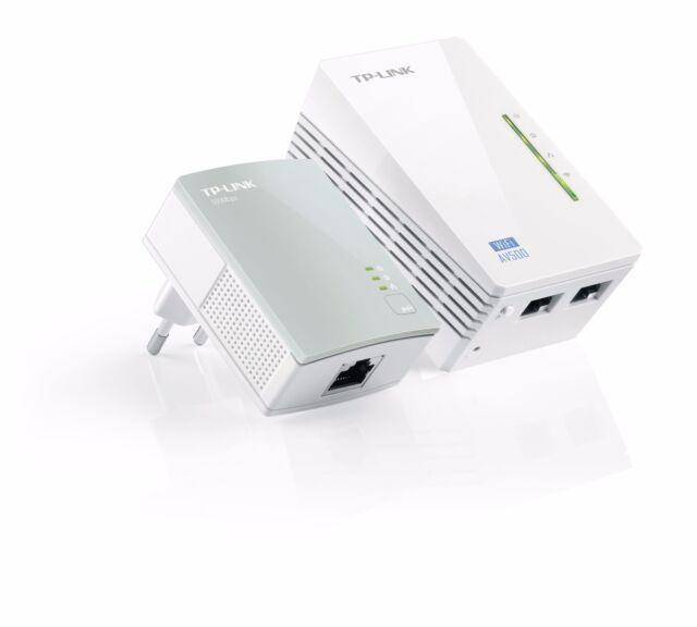 Powerline Wireless TP-Link TL-WPA4220KIT 300M