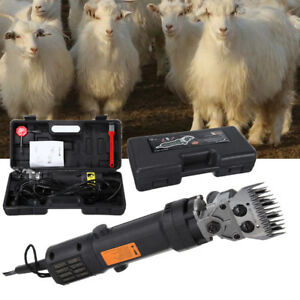 320W-Electric-Farm-Supplies-Sheep-Goat-Shears-Animal-Grooming-Shearing-Clipper