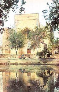 BT15850 khanaka mosque of nadir diwan begl Bokhara           Uzbekistan