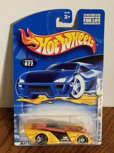 MC Free Shipping!! 2001 First Editions Shredster # 10//36 022 287549 Yellow