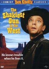 The Shakiest Gun in the West (DVD, 2003)