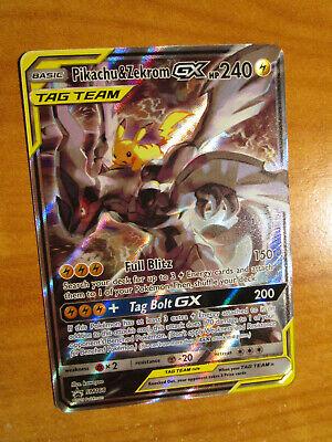 Zekrom Full Art NM Promo XY76 Pokemon TCG
