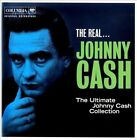 The Real...Johnny Cash: The Ultimate Johnny Cash Collection [1-CD] by Johnny Cash (CD, Jun-2011, Sony Music Distribution (USA))