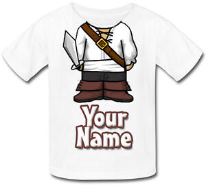 GREAT CHILD/'S GIFT /& NAMED TOO TENPIN BOWLING GAME PERSONALISED KIDS T-SHIRT