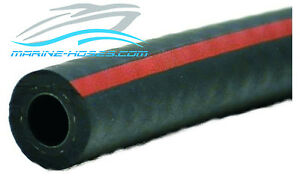 """A1 Fuel Hose 3/8 inch Marine Type A1 Fuel Line 3/8"""" by the foot"""