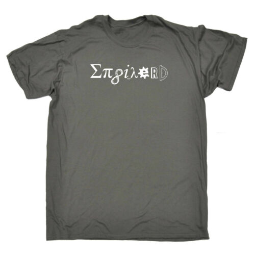 Divertenti Novità T-Shirt UOMO Tee T-Shirt-enginerd