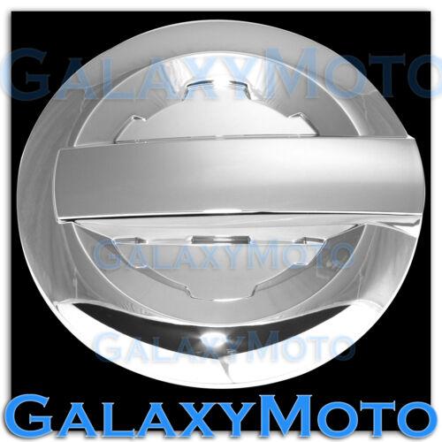 14-16 Chevy Silverado 1500 w//Long bed Triple Chrome Gas Door Trim Bezel Cover