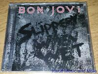 Bon Jovi slippery When Wet (cd, 1986/1998