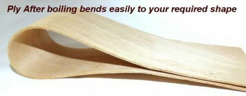 5 x 1.5 mm 210 mm x 85 mm Quality Plywood Model Making Pyrography Arts Craft