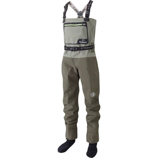 Wychwood SDS Gorge Breathable Waders Chest Waders Grey All Sizes Full Range