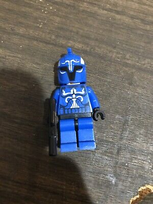 COLLECTOR'S CONDITION Printed Legs LEGO STAR WARS sw0614: Senate Commando