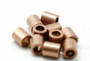 10pcs Oilite Brass Bushing Bearing 6mm ID Pick Your Sizes