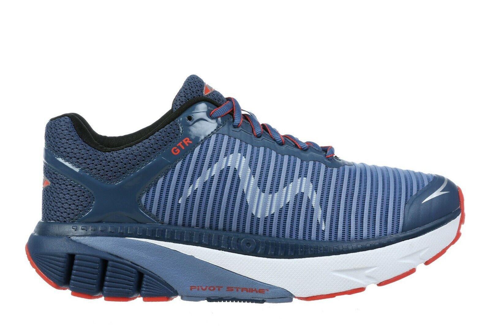 MBT GTR M Run Matrix zapatillas zapatos hombres Man basculanti 702039-12Y Navy azul