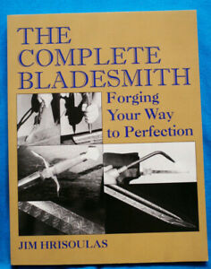 The-Complete-Bladesmith-Forging-Your-Way-To-Perfection-Hrisoulas-Softbound