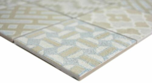 Keramik Mosaik Retro Vintage Fliese Wand Boden Küche Bad Dusche 22B-A04/_f