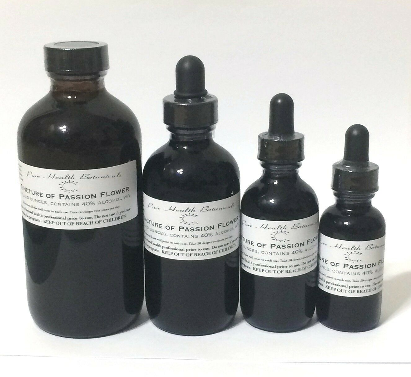 Passion Flower Tincture, Extract, Highest Quality, Anxiety, Insomnia 1