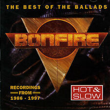 NEW - Hot & Slow-Best of by Bonfire
