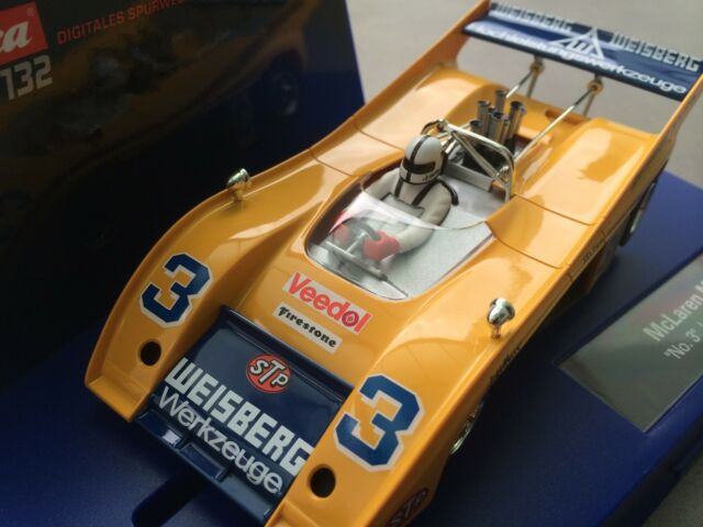 carrera digital 132 - mclaren m20 no 5 slotcar | ebay