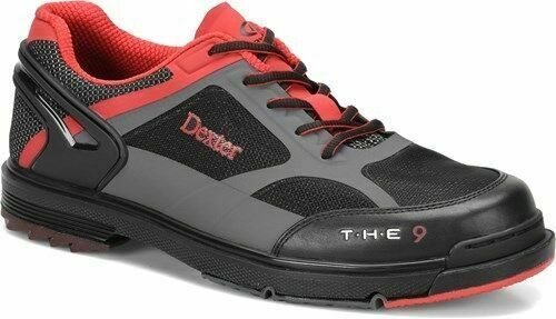 Black//White Size 14.0 Dexter Jack II Bowling Shoes