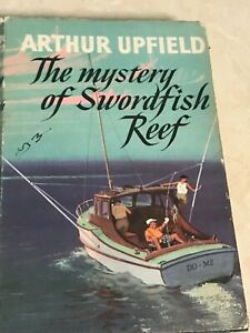 The-Mystery-of-Swordfish-Reef-Arthur-Upfield-1960-1st-UK-ed