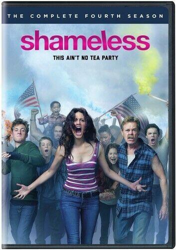 Shameless The Complete Fourth / Season 4 DVD, BRAND NEW  - $8.00
