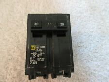 HOM230 Square D SQD Type HOM Circuit Breaker 2 Pole 30 Amp 240V