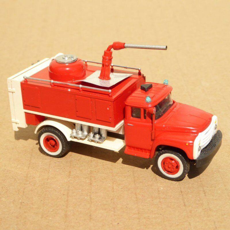 RK Modelle H0 ZIL 130 POMPIER spritzen-rüstwagen avec citerne RDA, CSSR, URSS,