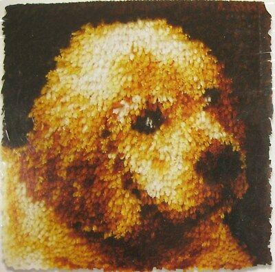 Puppy Love Wonderart Latch Hook Kit