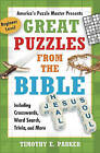 Great Puzzles from the Bible by Timothy E. Parker (Paperback, 2011)