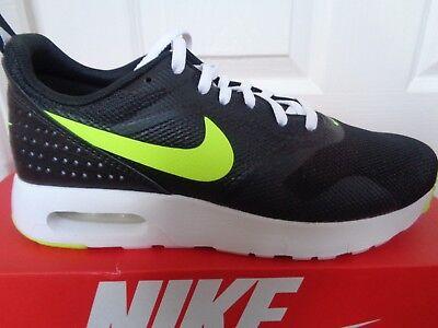 Nike Air Max Tavas (GS) Baskets Chaussures 814443 003 UK 4.5 EU 37.5 US 5 Y Neuf + Boîte   eBay