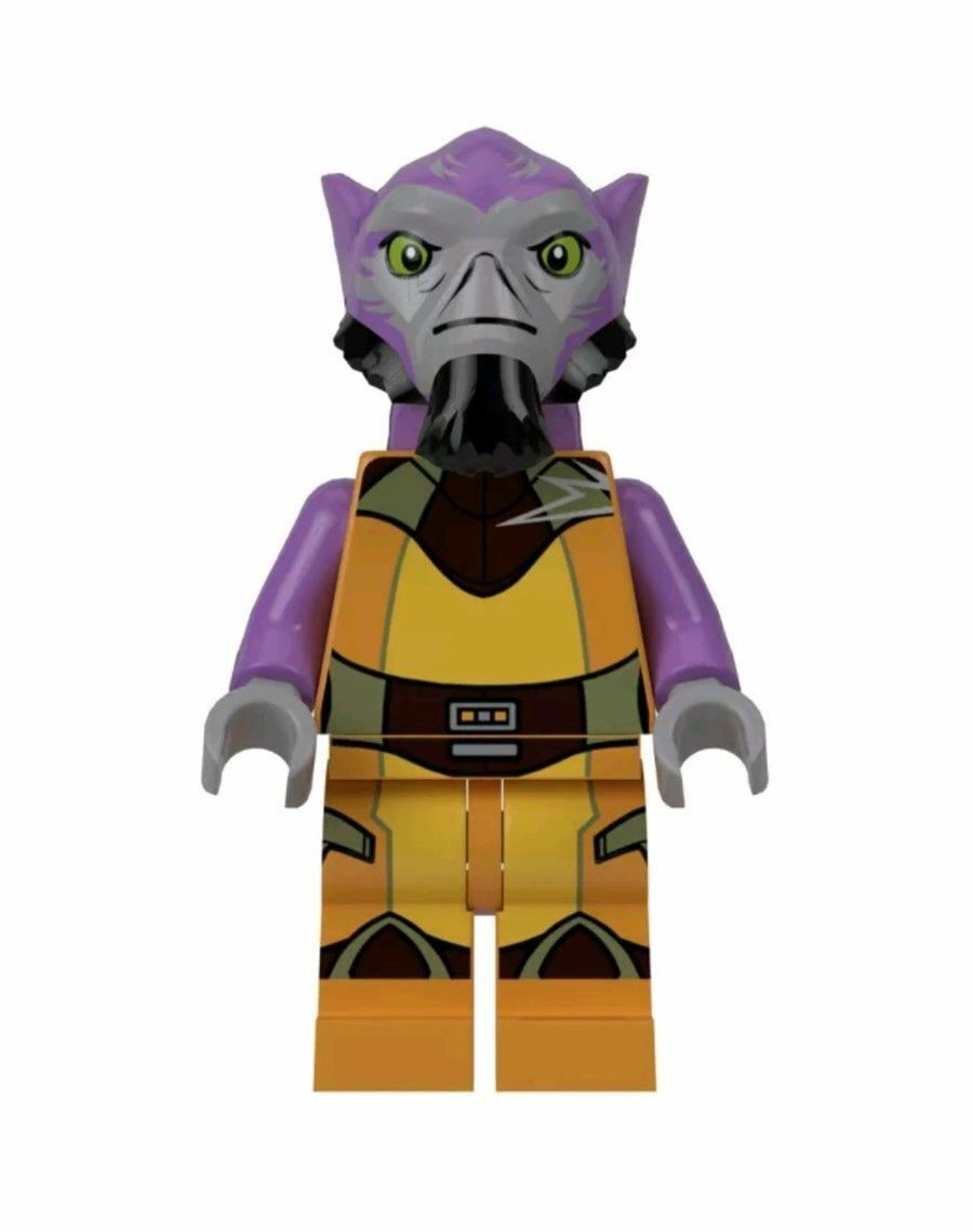 NEW LEGO ZEB ORRELIOS FROM SET 75053 STAR WARS REBELS (SW575)