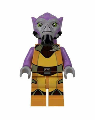SW0575 NEW LEGO ZEB ORRELIOS FROM SET 75053 STAR WARS REBELS