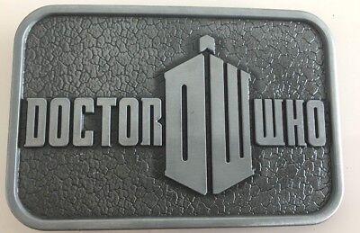 Doctor Dr Who Silver Buckle Takes 4cm Belt Film Tv Show Gift Idea Produkte Werden Ohne EinschräNkungen Verkauft