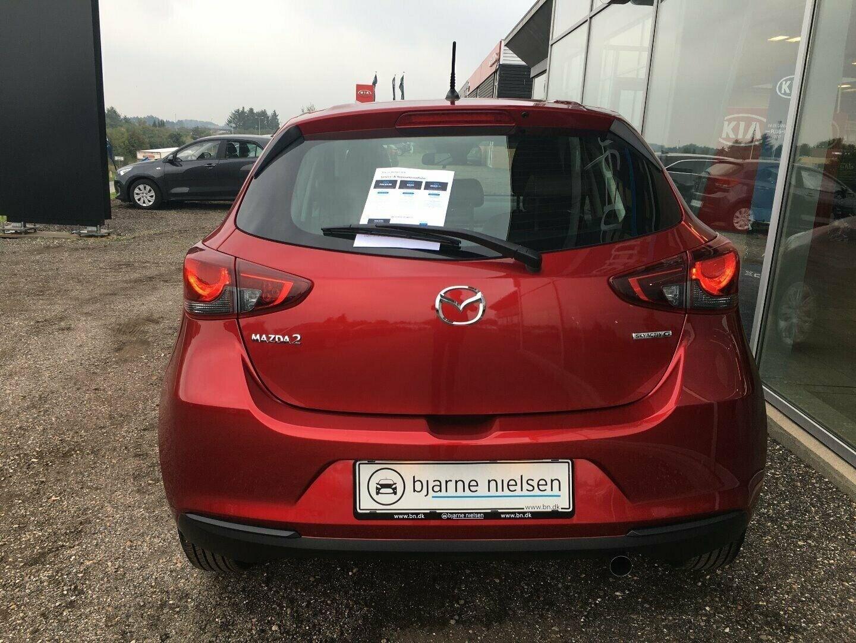 Mazda 2 1,5 Sky-G 90 Sense - billede 4