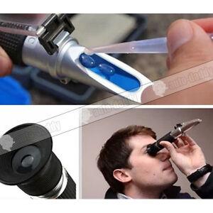 Hand 0 10 Salinity Refractometer Salt Water Test