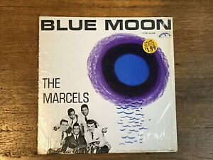 The-Marcels-LP-in-Shrink-Blue-Moon-Colpix-C-P416