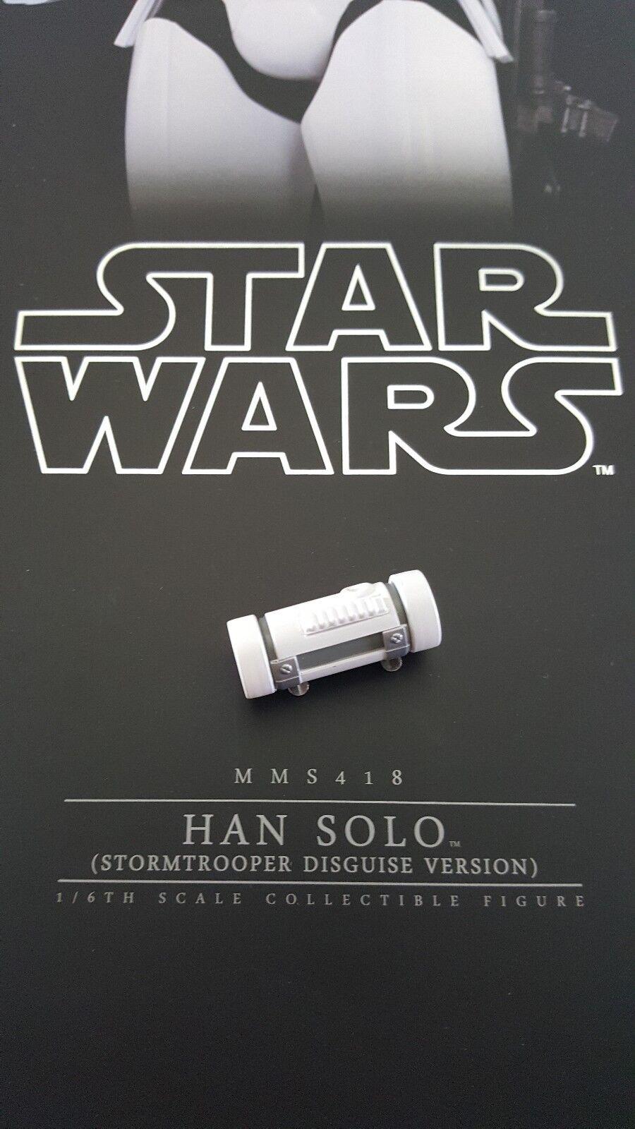 Hot toys 1 6 Star Wars Han Solo Stormtrooper action figure's thermal detonator