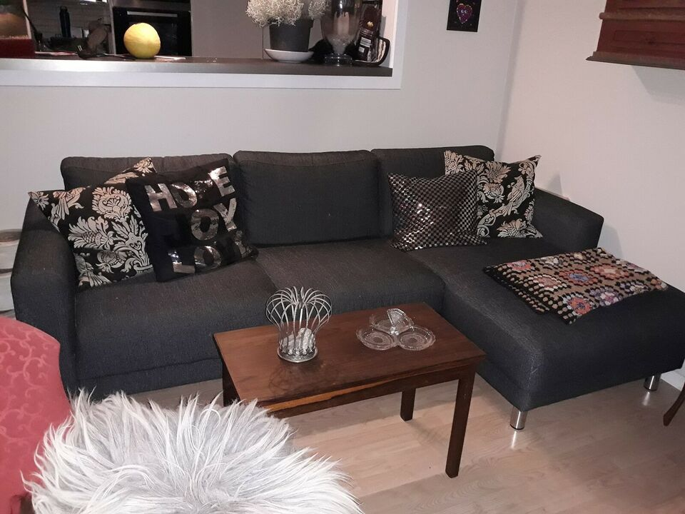 Sofa, andet materiale, 3 pers.