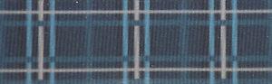 Country Brook Design® Navy Plaid Grosgrain Ribbon